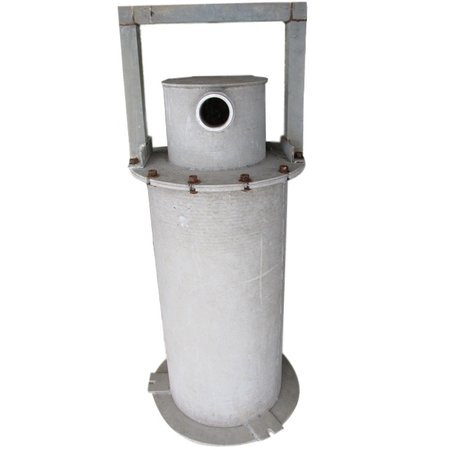 Small Railcar Loading Vent Air Filter