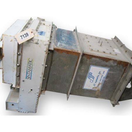 Used DCE Donaldson Sintamatic Dust Collector - CSI20B