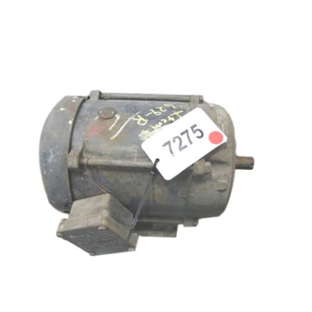 Used 3hp baldor electric motor motors drives for Used industrial electric motors