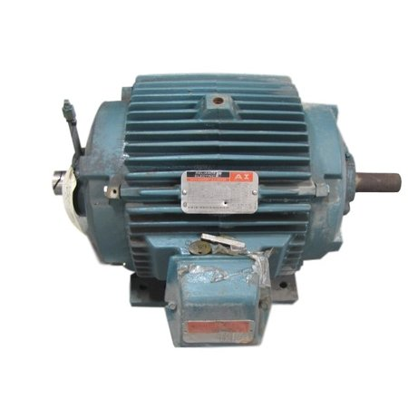 USED RELIANCE DUTY MASTER 7.5 HP MOTOR 254U FRAME (3540 RPM)