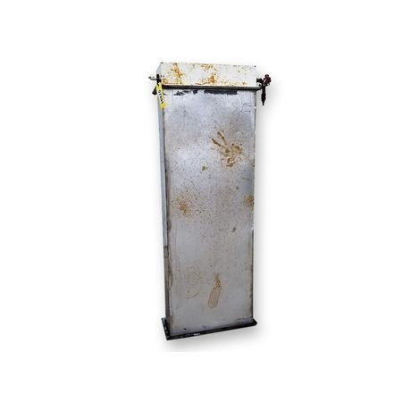 Used Stainless Steel Bin Vent Filter [PART]