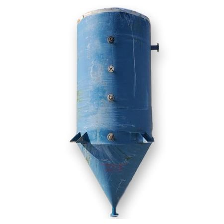 1,200 Gallon Cone Bottom Tank