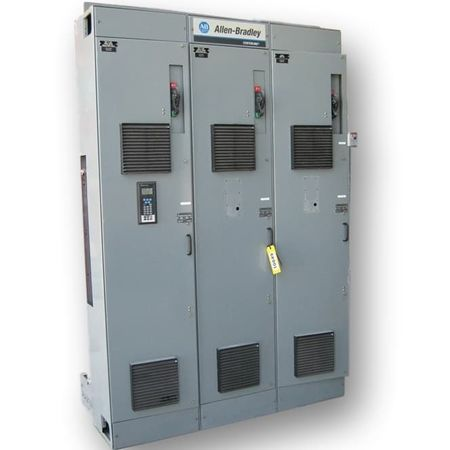 Allen-bradley Centerline Motor Control Center Electrical Cabinet