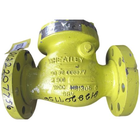 "3"" Cameron / Tom Wheatley Swing Check Valve - Figure 55"