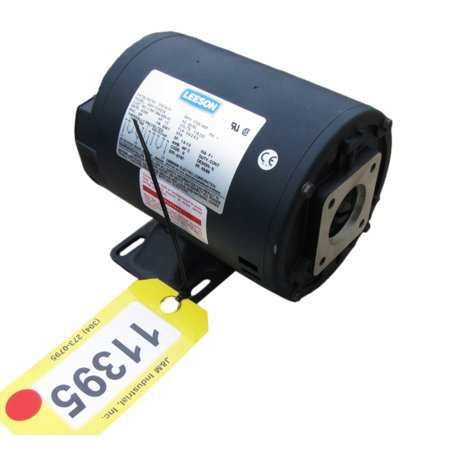 1/3 HP UNUSED LEESON ELECTRIC MOTOR