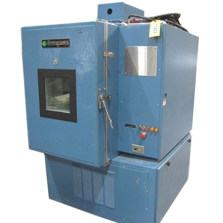 Used Envirotronics Temperature / Humidity Test Chamber Model Eh 8