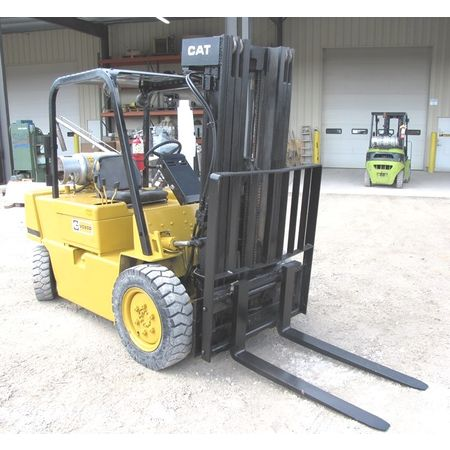 cat p6000 forklift parts manual