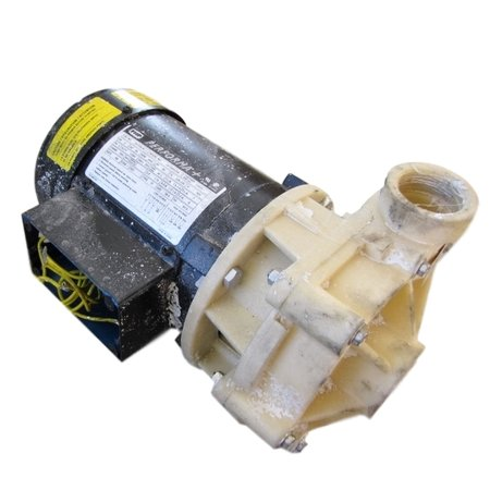 USED SHERTECH CLOSE-COUPLED CENTRIFUGAL PUMP - 1/2HP
