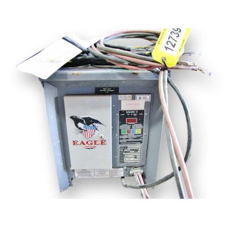 Used Eagle Battery Charger