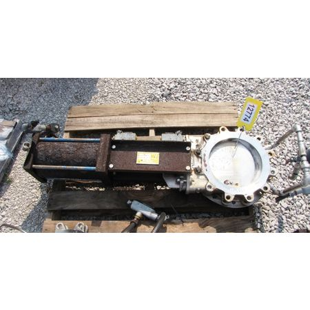 Used Orbinox 10 Quot Slide Gate Valve For Sale Buy And Sell