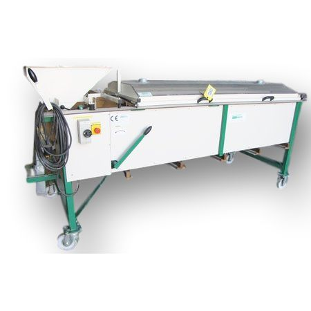 Holland Seed Processing Package - Type S Seed Calibrating Machine