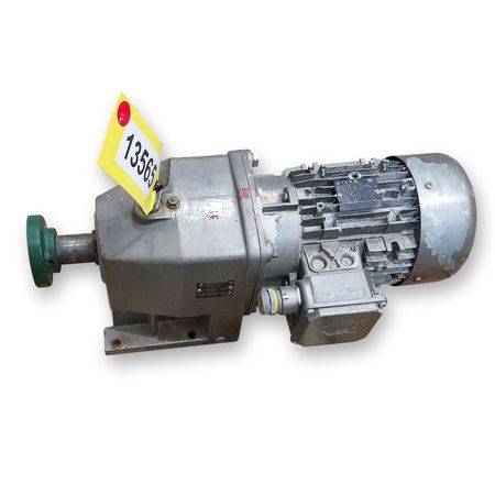 Used 5 HP Nord Gear Motor