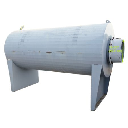 Used Outlet Air Silencer For Blower