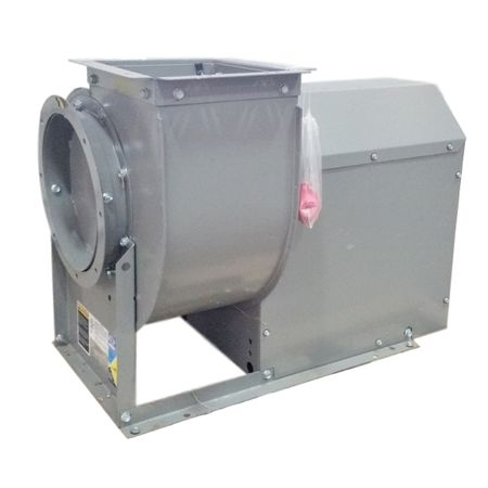 "400 CFM @ 1"" SP Unused 1/3 HP Greenheck Centrifugal Utility Fan - SWB Series 200"