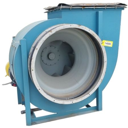 Used 23 750 Cfm 3 Quot Sp Twin City Fan Amp Blower Industrial