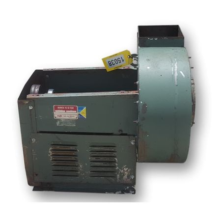 "1,646 CFM @ 10"" SP Used 5 HP New York Blower Industrial Fan 174 LS"