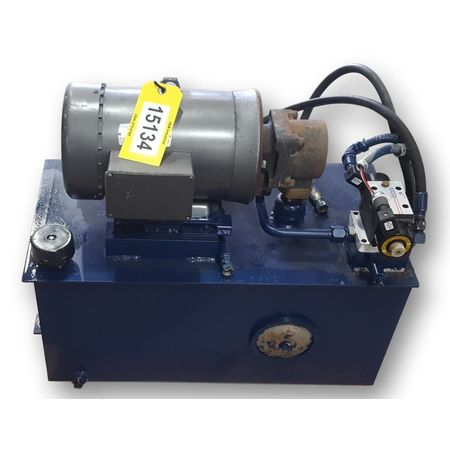Used 15HP Hydraulic Power Pack