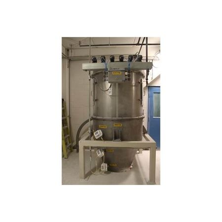 Used Reimelt Pulse Jet-Filter Sanitary Dust Collector Model 1272