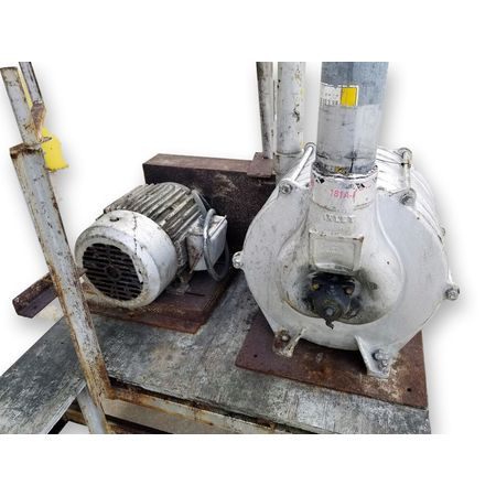 Used Multi-stage Centrifugal Vacuum Blower Producer - 5 Stage