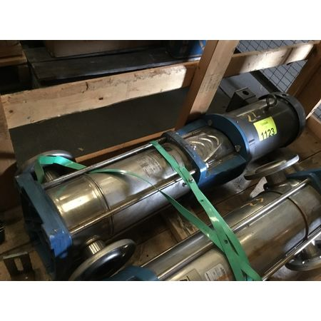 Gould 10SV8FH4F21 stainless vertical multi-stage pump