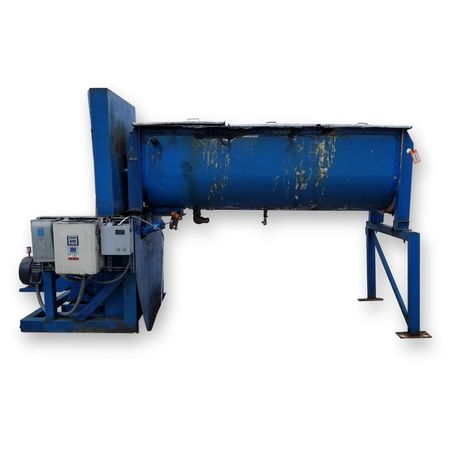 Used Young Industries Double Ribbon Blender