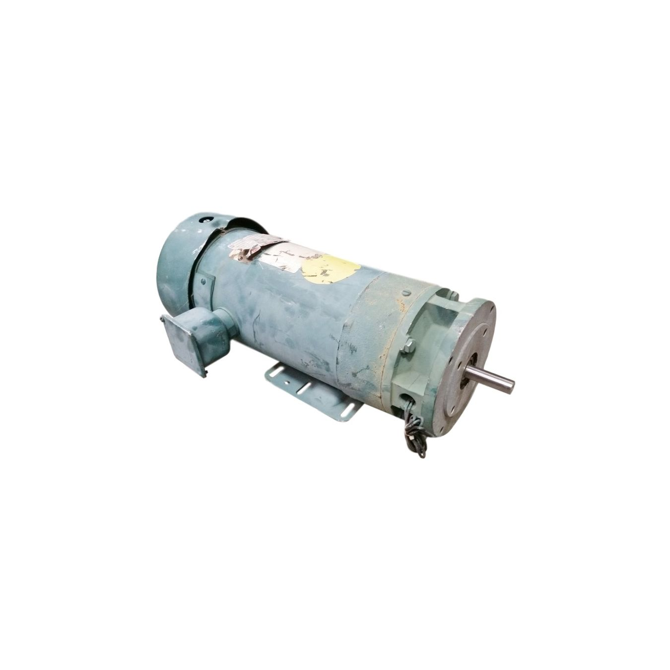 3 4 Hp Reliance Dc Electric Motor 1725 Rpm Motors Drives