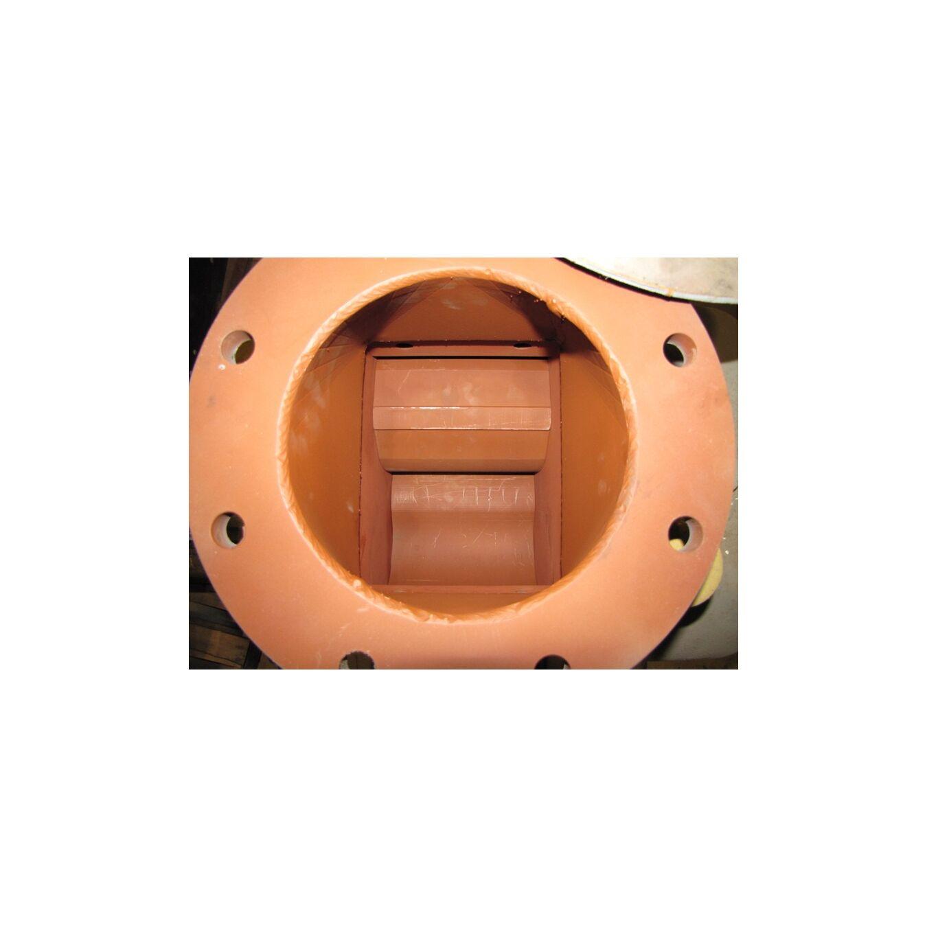 Positive Displacement Blower : Sutorbilt positive displacement rotary blower size