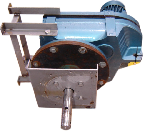 5 Hp Sew The Snuggler Shaft Mount Speed Reducer Drive