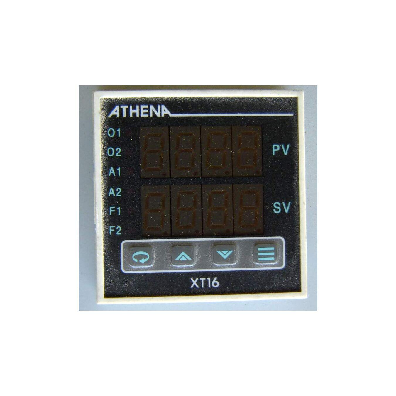 Indeeco Athena Heating Element Power Control Panel Heat