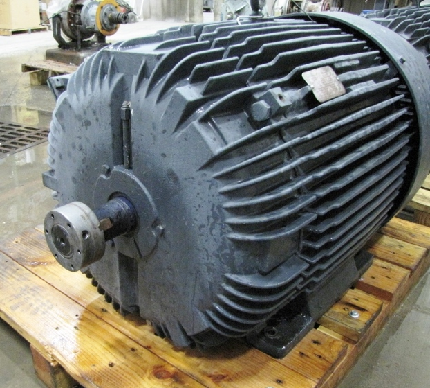Used 150 hp reliance ac motor motors drives for Reliance electric motor parts