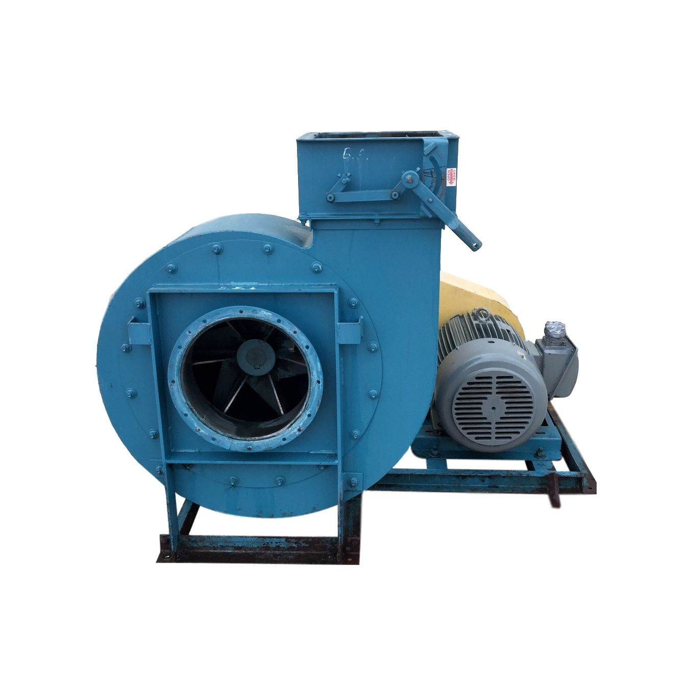 Centrifugal Fans And Blowers : Cfm quot sp twin city centrifugal fan rba
