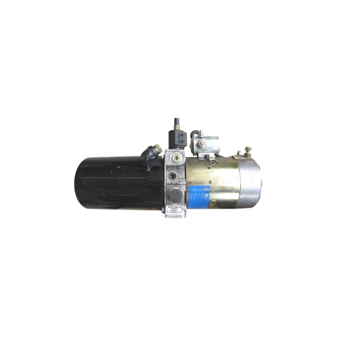 Haldex Hydraulic Power Unit Schematic Double Acting 12 Volt Pump Wiring Diagram 24 Dc Electronic Pumps Hydraulics Manuals