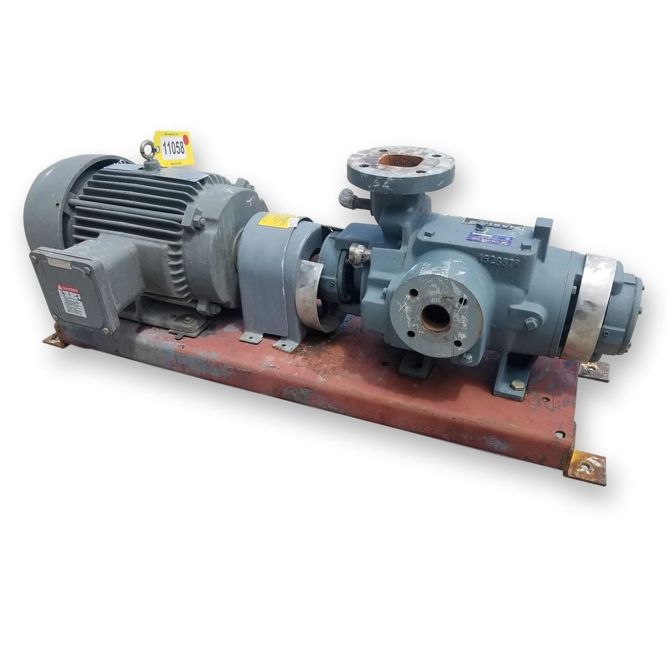Tuthill Blower Systems : Vacuum pump may