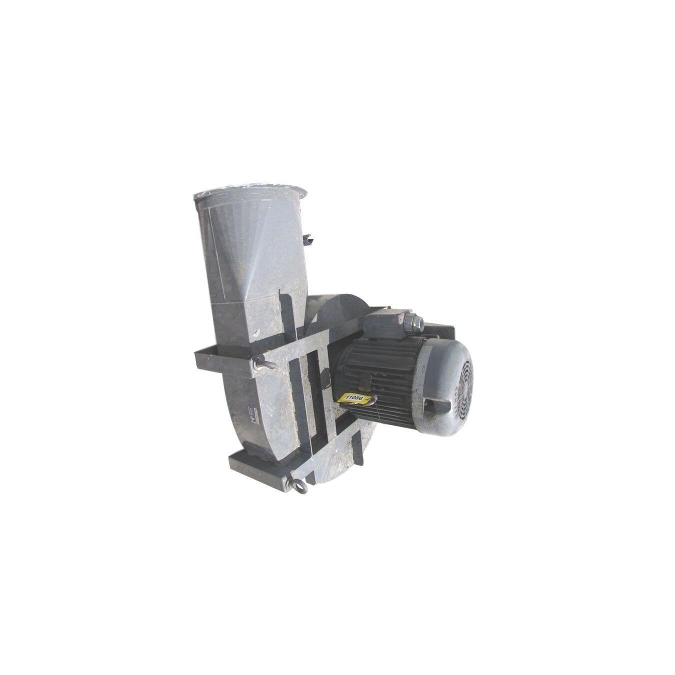 Pressure Blowers And Fans : Cfm quot sp used daltec pressure blower model