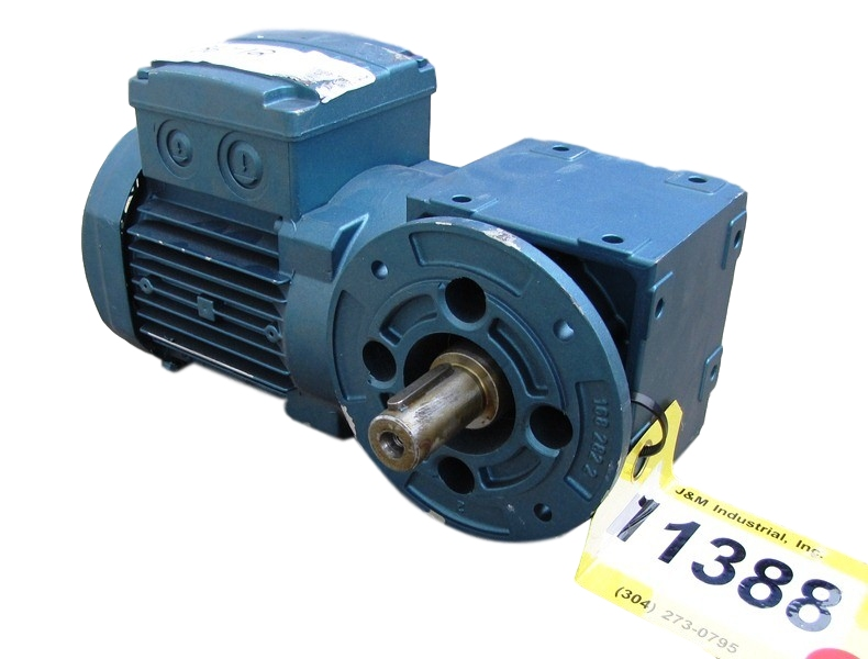 Unused Sew Eurodrive Right Angle Gear Reducer With 0 25 Kw