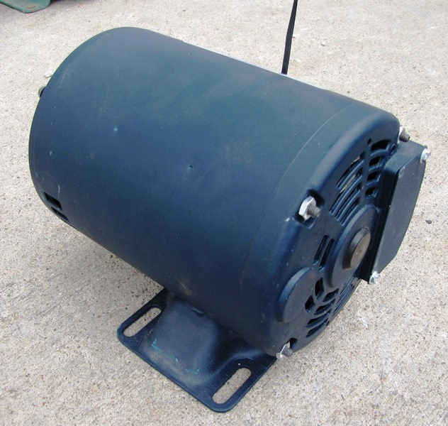 1 3 hp unused leeson electric motor motors drives for Electric motors and drives