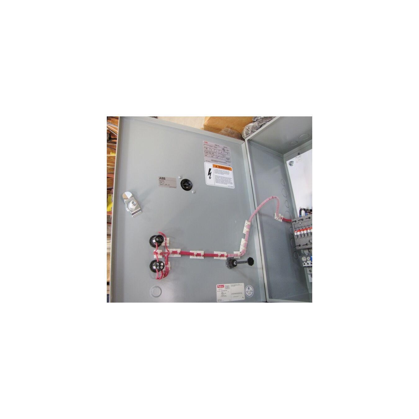 Unused Abb 30 Hp Motor Starter Electrical Equipment