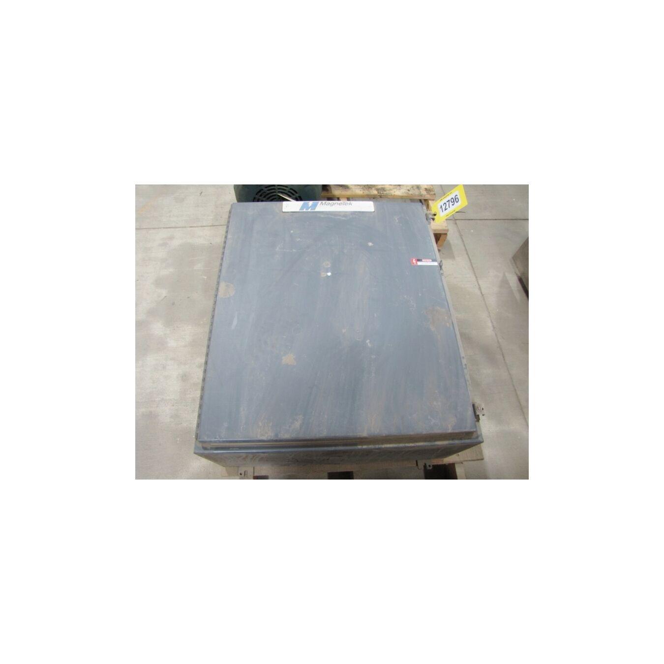 Used Magnetek Vfd In Enclosure 20hp Electrical Equipment