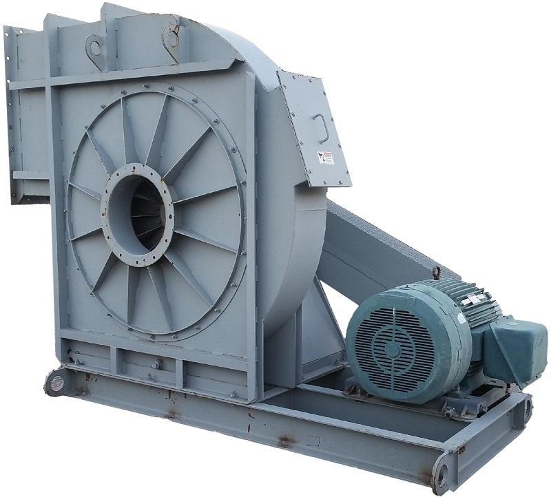 Centrifugal Fans And Blowers : Used champion fan corp cfm quot sp blower hp