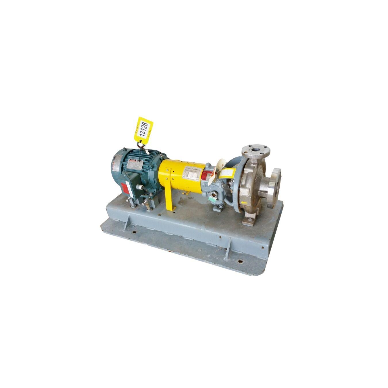 Flowserve pump parts manual