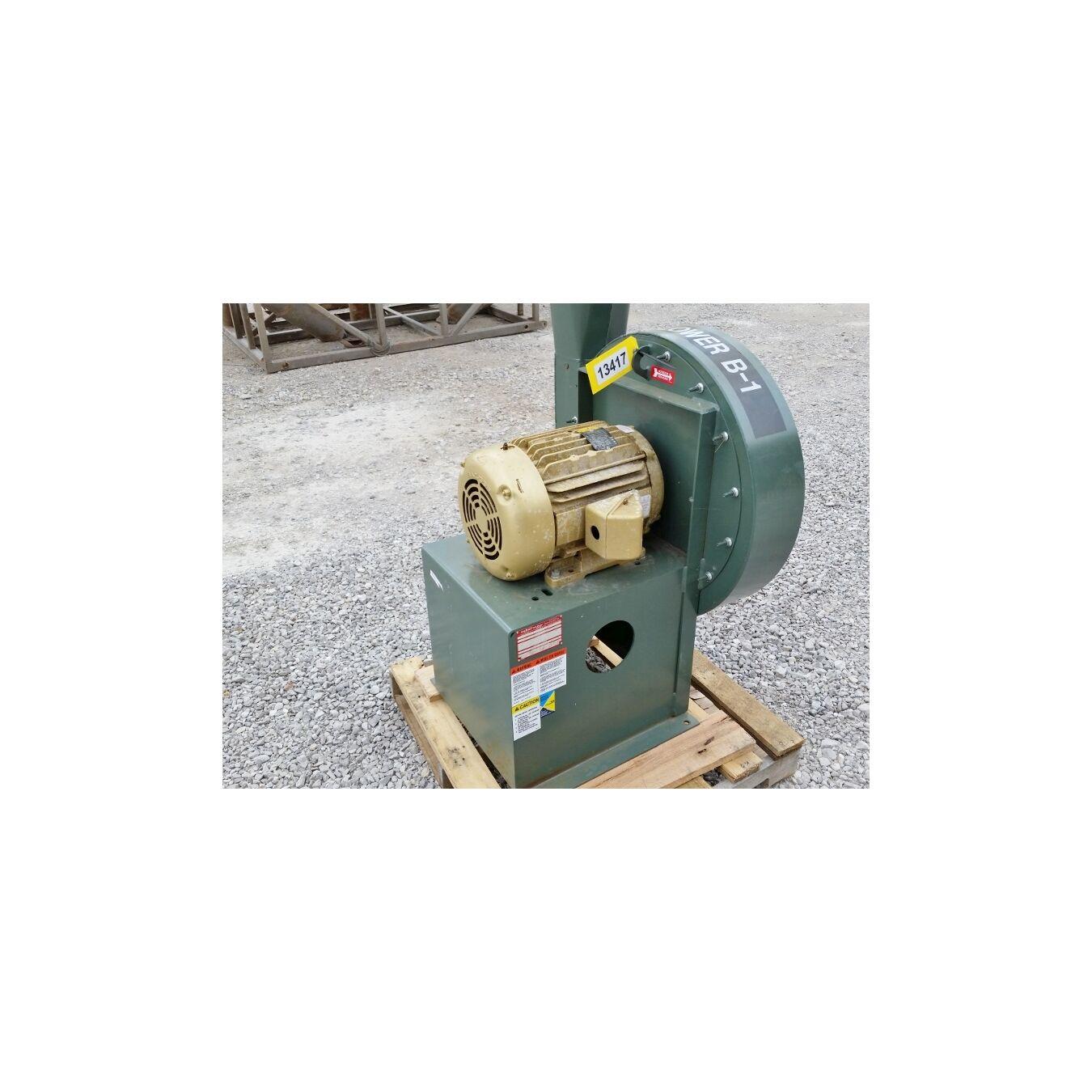 New York Blower Pressure Blower : Used new york pressure blower fan cfm quot sp