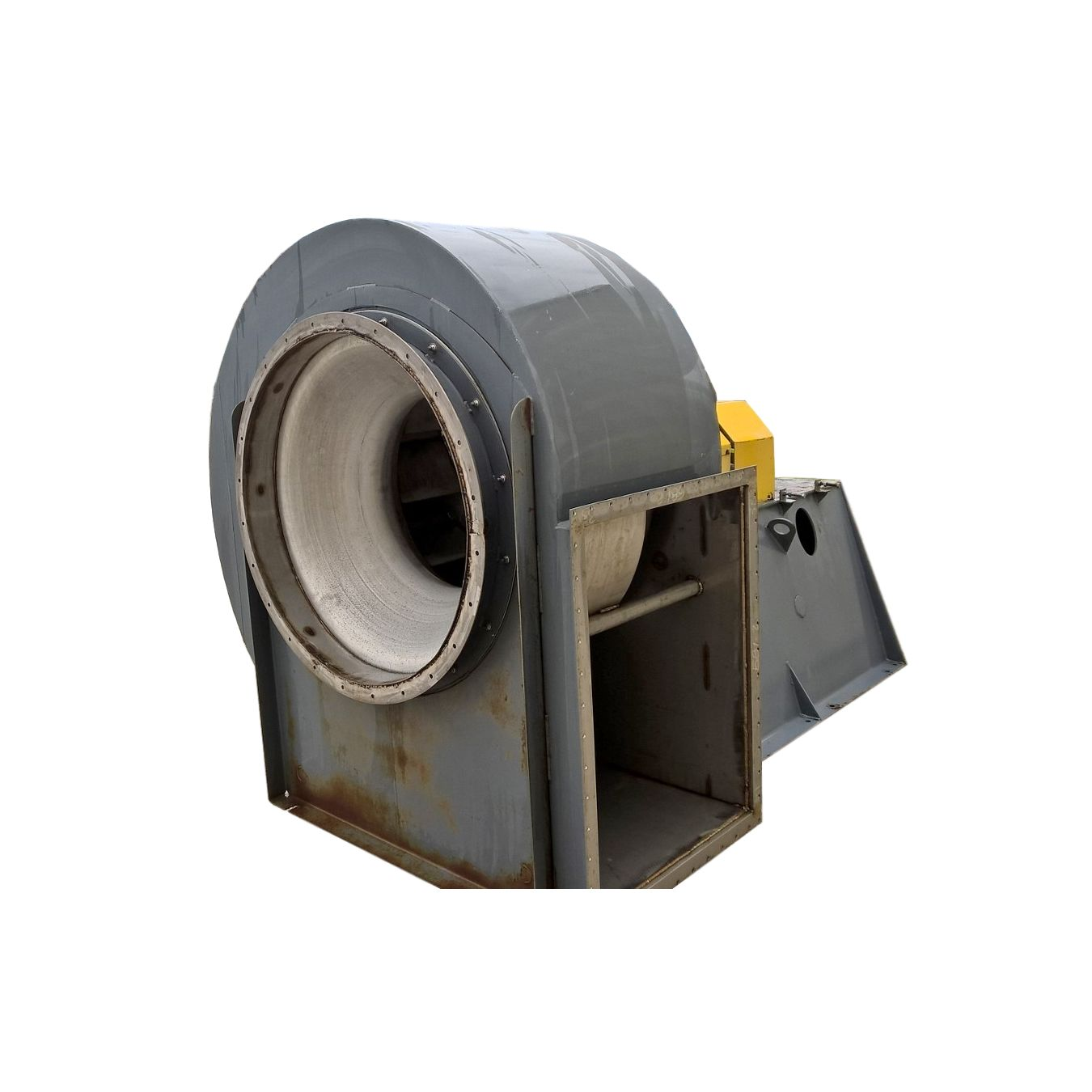 Industrial Blowers Product : Used cfm quot sp industrial air products stainless