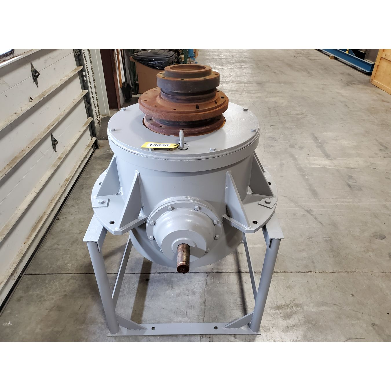 Used 70 Series Rotex Screener Drive Gearbox & Parts - Model 72
