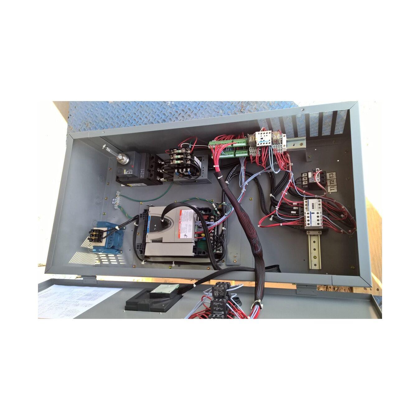10 Hp Vfd Square D Class 8839 E Flex Adjustable Speed