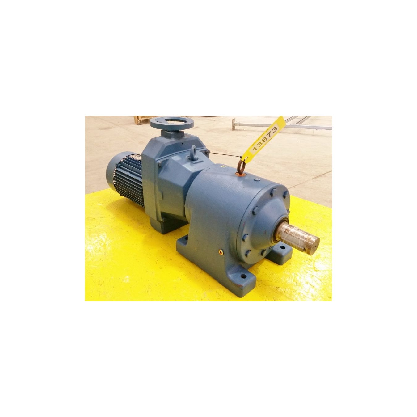 Used sew eurodrive 7 5 hp gear motor type r80d35dv13234 for Sew motors and drives