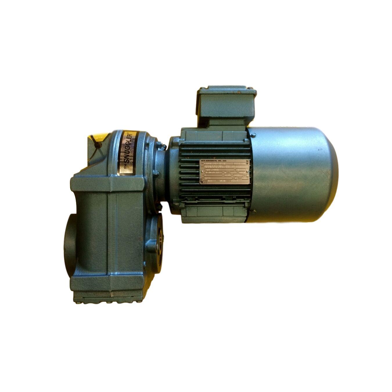 Hp sew eurodrive the snuggler gear motor shaft mounted