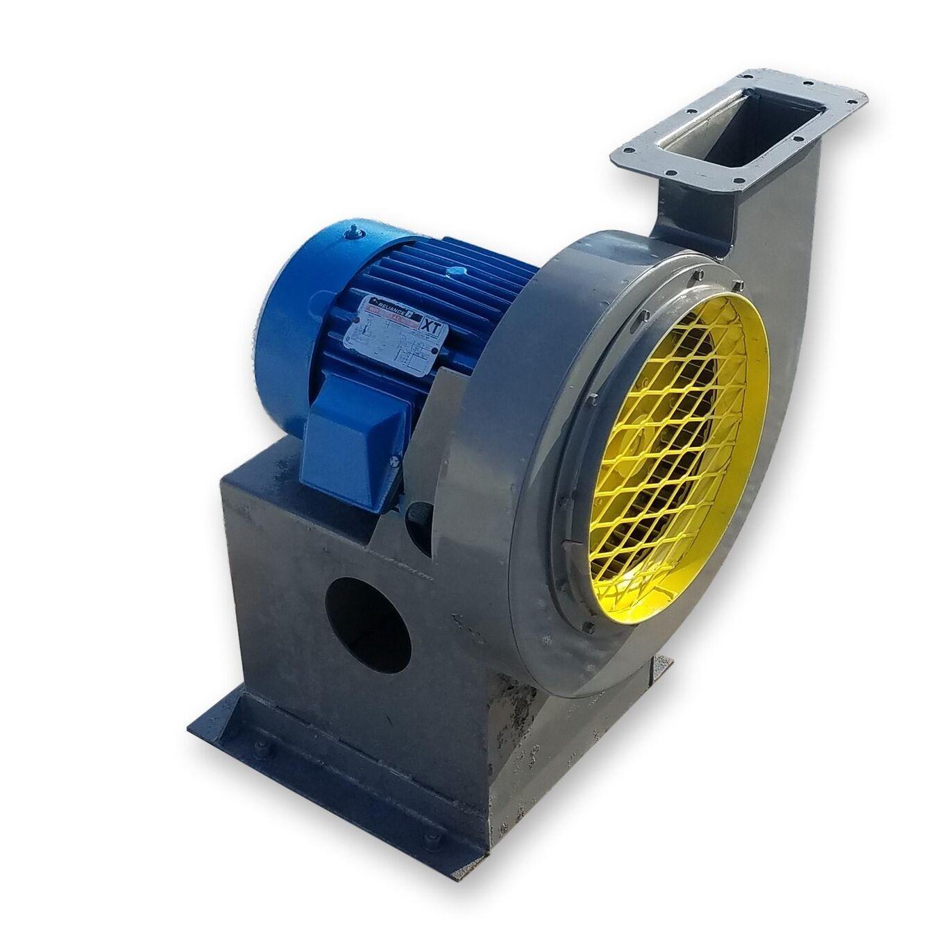 1000 Cfm Ventilation Fan : Cfm quot sp used hp quickdraft fan fans blowers