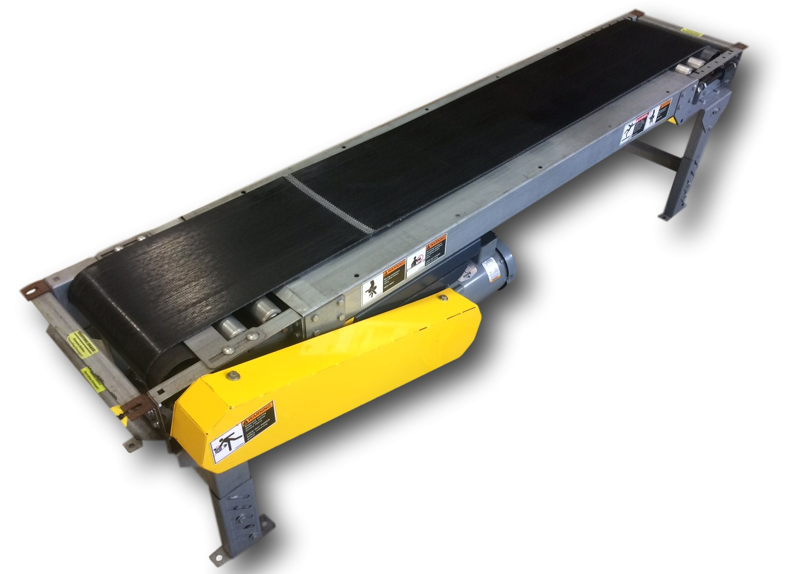 Used 12 Quot Wide X 6 6 Quot Long Belt Conveyor Conveyors