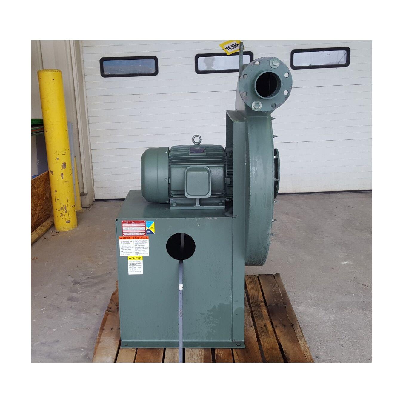 61 SP Unused 20 HP New York Pressure Blower 290 Alum : Fans & B  #AE8D1D