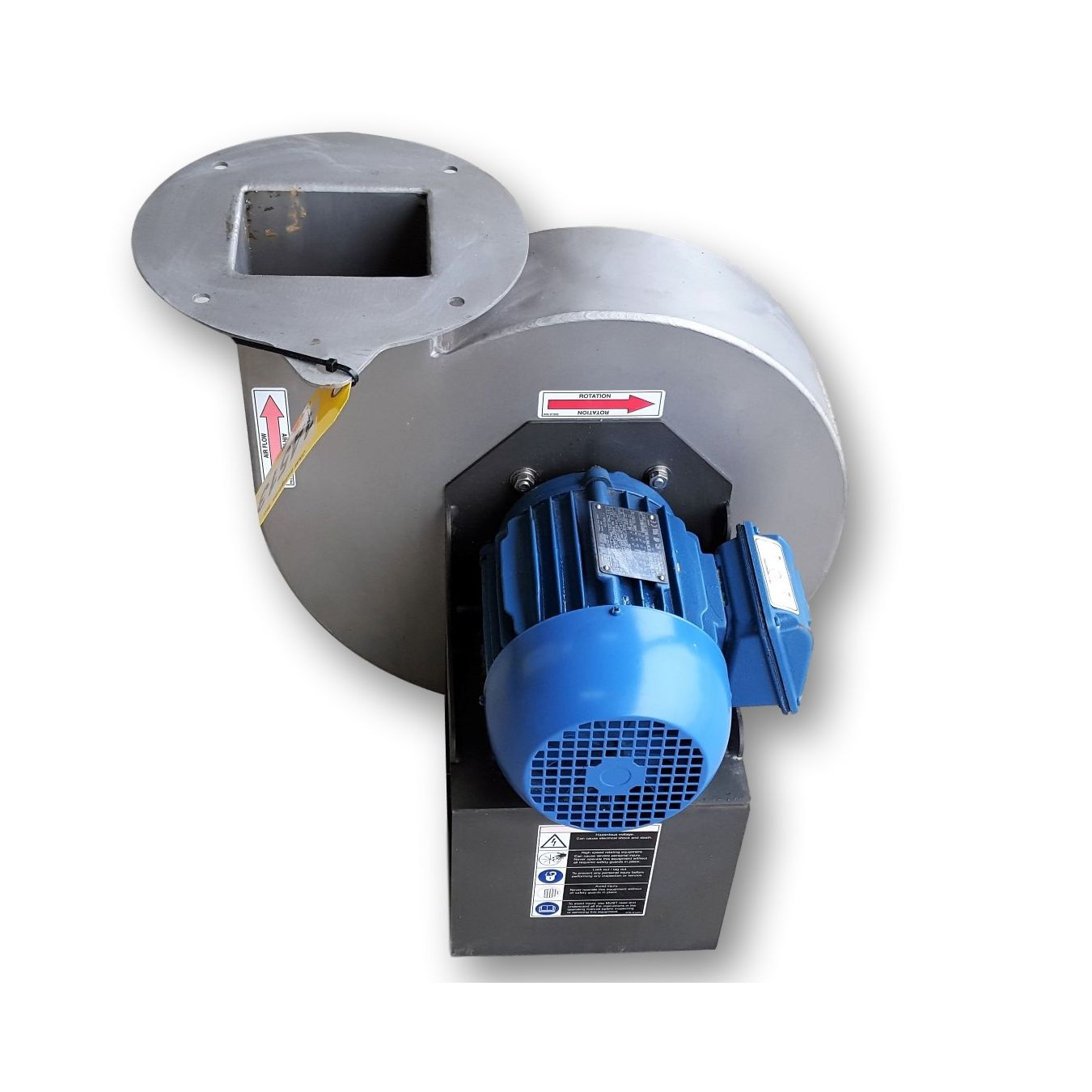 Home Fans & Blowers Centrifugal Blowers (Single Stage) Item: 14513 #0378C8
